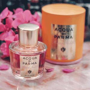Acqua Di Parma帕尔马之水高贵玫瑰/牡丹香水 100ml