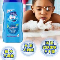 低价!Suave 儿童沐浴露 355ml*6瓶装 蓝莓味