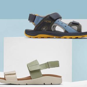 Rockport美国官网精选凉鞋2双以上额外5折促销