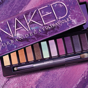 Urban Decay naked ultraviolet 紫外线12色眼影盘