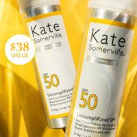 买一送一!Kate Somerville定妆防晒喷雾 SPF50