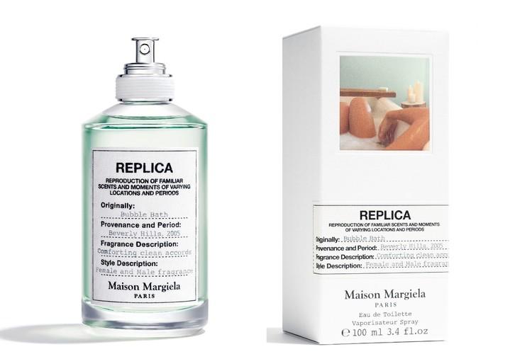 Maison Margiela 夏季香水Bubble Bath
