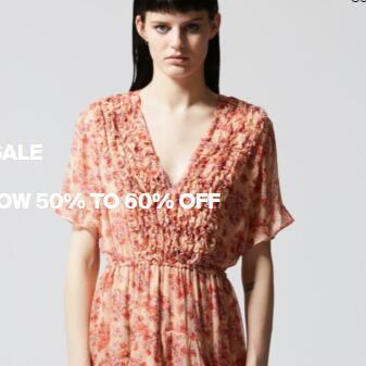 The Kooples美国官网夏日促销精选男女服饰低至4折+额外8折