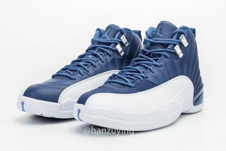 """Air Jordan 12 """"Indigo"""""""