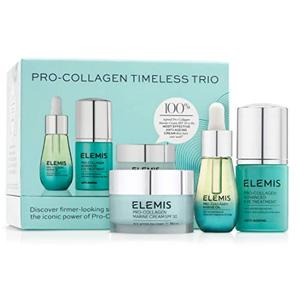 Elemis艾丽美 Pro-Collagen 抗衰老紧致活肤亮肤护理套装
