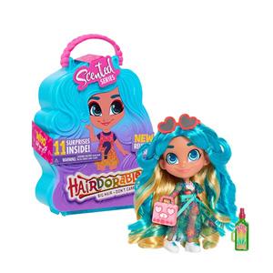 新品 美国 Hairdorables 系列4 美发娃娃