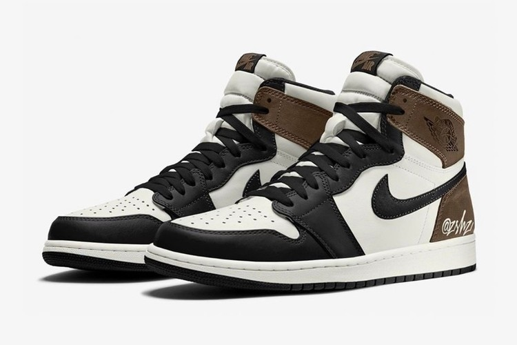 "Air Jordan 1 High OG""Dark Mocha"""