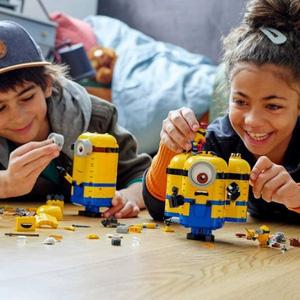 LEGO乐高 小黄人系列 75551 小黄人和他们的营地