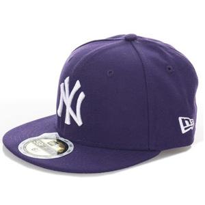 降价!NEW ERA 59Fifty MLB NY 纽约洋基儿童棒球帽