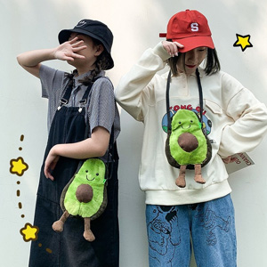 Jellycat Amuseable Avocado 牛油果挂包