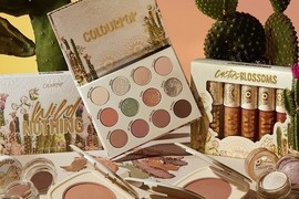 Colourpop 全新彩妆系列Wild Nothing Collection