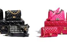 Chanel推粉色经典手袋礼盒迷你款,你的梦幻包一次收齐