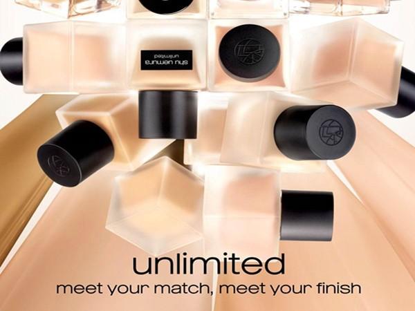 Shu Uemura Unlimited新粉底 8月19日上市