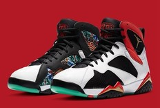 龙举云兴!中国限定 Air Jordan 7 下月上市!