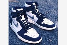还有第二双!海军蓝 Air Jordan 1 日本限定年底上市!