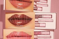 KylieCosmetics 全新唇彩套装 8月7日上市