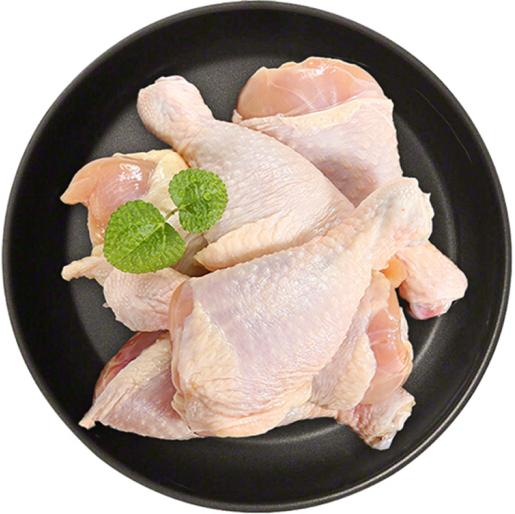 【折5.6元/斤】16.8元!上鲜 出口日本级 鸡琵琶腿 1.5kg