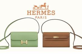 Hermes 推出Constance和Kelly WOC 包款
