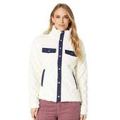 新低!MARMOT 土拨鼠 Janna 女士毛绒保暖夹克外套 49890