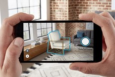 亚马逊推出全新AR购物功能:在线商品也能使用体验!