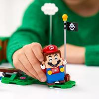 LEGO乐高 超级马力欧: 马力欧冒险入门套组 (71360)