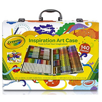 降价!Crayola 绘儿乐 Inspiration 高级小艺术家精美礼盒绘画套装