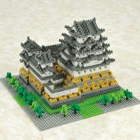 Nanoblock 河田 纳米积木 日本第一名城 姬路城NB-006
