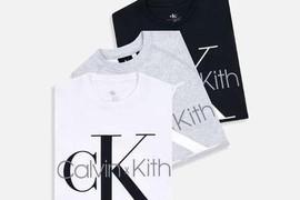 CALVIN KLEIN x KITH 合作系列第一波公开!