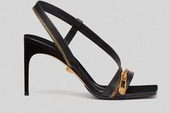 新鞋 | Versace 范思哲 Safety Pin 高跟鞋
