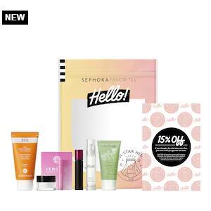 Sephora Favorites系列新款旅行装护肤6件套