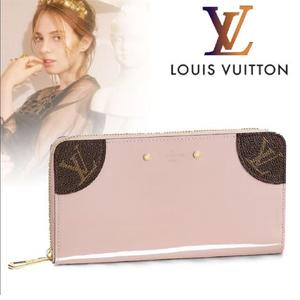 LOUIS VUITTON 四角老花长款钱包
