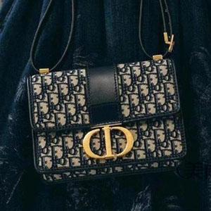 比LV老花还要火的Dior 30 Montaigne,你get到了吗