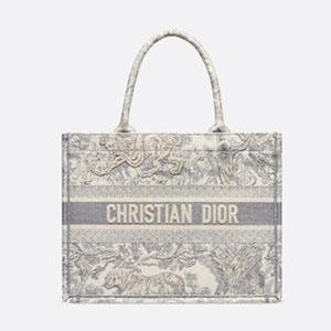 Dior Book Tote 见小细节知大经典