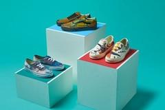 新鞋 | Vans ✖ MoMA 博物馆联名滑板鞋
