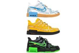 Off-White™ x Nike Air Rubber Dunk 发售日期确定