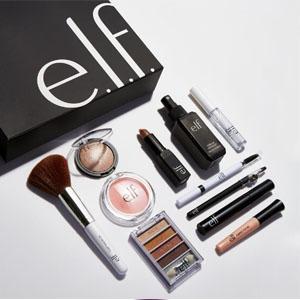 iHerb现有 E.L.F精选美妆护肤品低至3.6折+额外95折促销