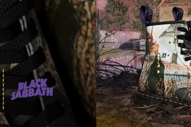 Dr.Martens 推出与摇滚乐队 Black Sabbath 的联名系列