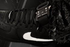 联名|1017 ALYX 9SM 与 Nike Air Force 1 将重新回到球鞋市场