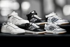 潮鞋|奢华制造,Dior推出全新B27运动鞋