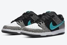 潮鞋|Nike SB Dunk Low大象纹双十一发售