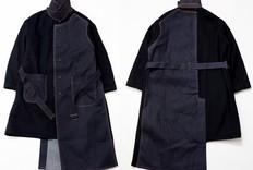 新品|Best Packing Store X KHOKI 定制大衣亮相