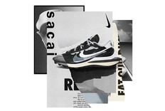 联名|官方公布 sacai x Nike Vaporwaffle 发售信息
