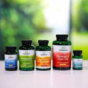 Swanson自营品牌保健产品最高立减$20促销