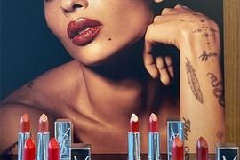 唇膏 | YSL ✖ ZoëKravitz Rouge Pure Couture系列唇膏