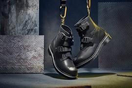 潮鞋 Dr·Martens X WTAPS合作推出叛逆马丁靴