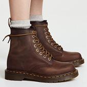 限尺码!Dr. Martens 1460经典女款马丁靴