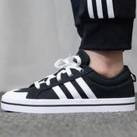 Adidas阿迪达斯Bravada 大童款帆布鞋