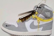 "新鞋 | Air Jordan 1 High Switch ""Light Smoke Grey"""