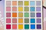 新品|colourpop推出30色彩虹大调色盘