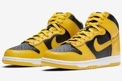 潮鞋|Nike Dunk High SP Varsity Maize官图和发售日期释出